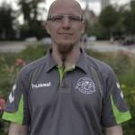 Jugendtrainer Denis Degen