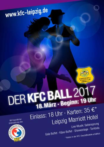 KFC Ball 2017