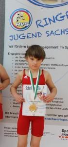 Landesmeister 2015 E-Jugend