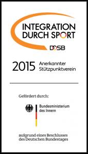 Stützpunktverein 2015