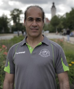 Jugendtrainer Mojtaba Amidi Fard