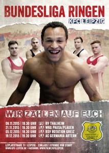 Heimkämpfe Rückrunde 2015/16