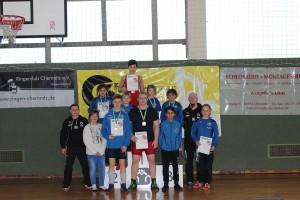 Landesmeisterschaften Jugend A & weibliche Schüler